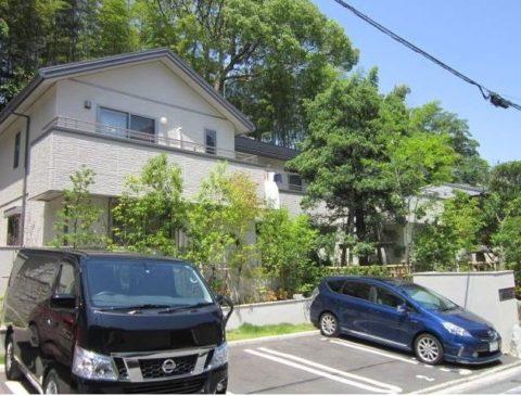 赤坂槇の家
