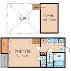 ベネフィスタウン吉塚3 - 所在階 の間取り図