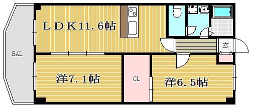 第5いそのビル-606