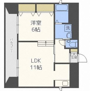 グランノーブル六本松-802