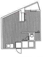 ブルク平尾 - 所在階 の間取り図