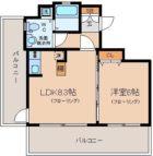 サヴォイ バンヤンツリー - 所在階 の間取り図