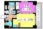 シティライフ博多駅南 - 所在階 の間取り図