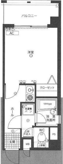 ピュアドームレジデンテ大濠-401