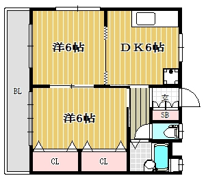椿荘-202