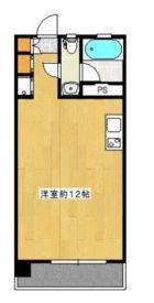 博多スタービル - 所在階 の間取り図
