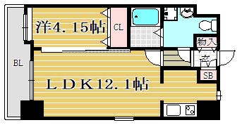 ローズモントフレア博多駅東-1104