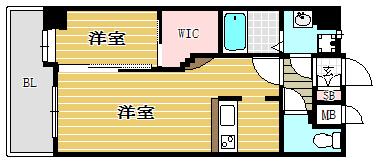 エンクレスト天神Ⅲ-1105